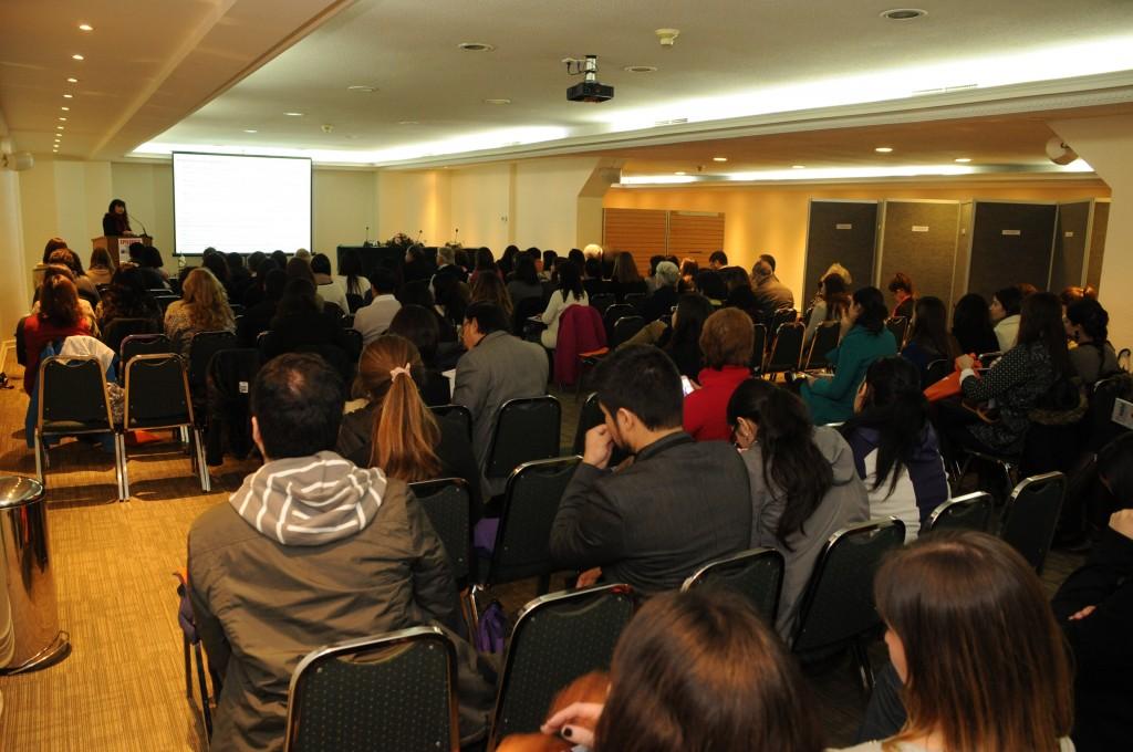 Vista general de los asistentes a las XVI Jornadas Invernales de Epilepsia.